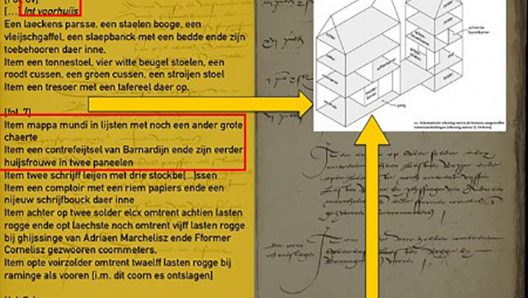Virtual Interiors as Interfaces for Big Historical Data Research