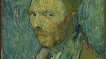 New self-portrait now also available in Van Gogh The Letters