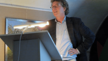 Ton van Kalmthout appointed professor of Dutch Literature